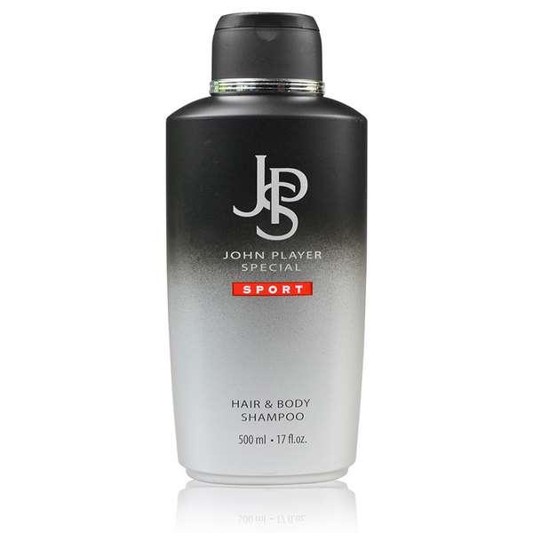 John Player Special Sport Hair & Body Shampoo (500 ml) ab 3