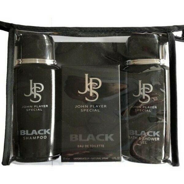 john-player-special-black-edt-100-ml-shower-gel-150-ml-shampoo-150-ml