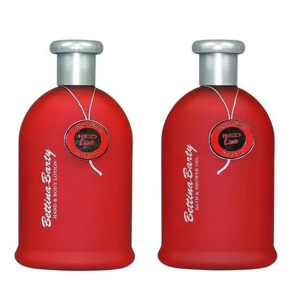 bettina-barty-red-line-body-lotion-500ml-bath-shower-gel-500ml